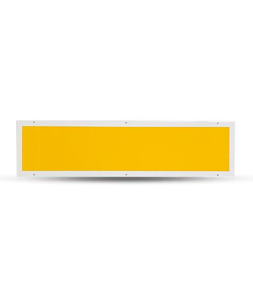 浙江LED防紫外线黄光平板净化灯